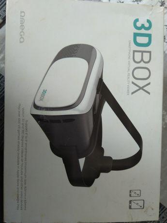 3D Box Omega