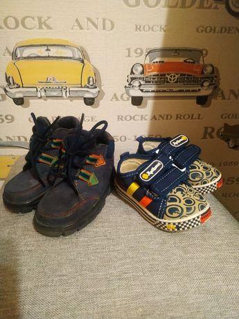 Ботинки и кросовки для мальчика