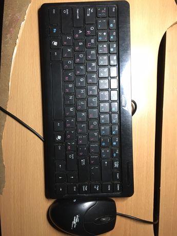 Продам клавиатуру и мышку от Genius