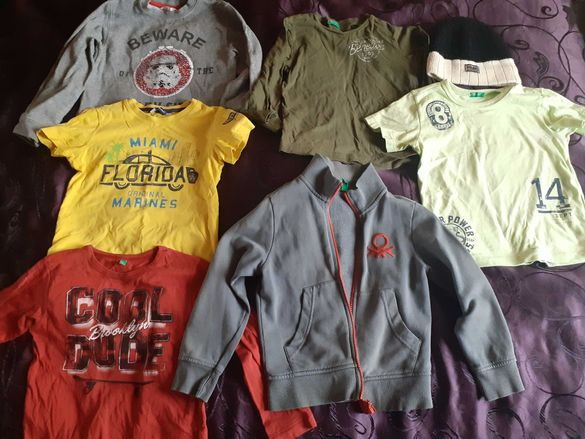 Комплект детски дрехи за 20 лв