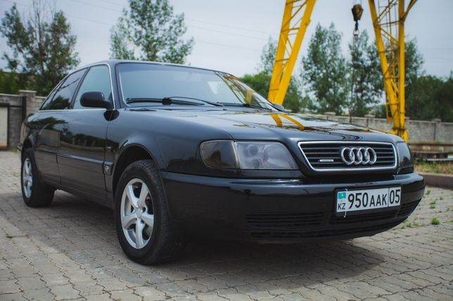 Продам Audi a6 quattro один хозяин в РК