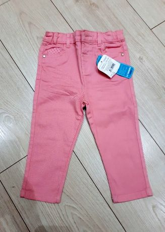 Бебешки панталон за момиче LCW WAIKIKI