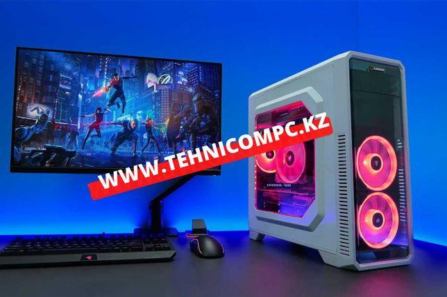 игровой компьютер ПК intel i-3 + gtx 750 ti / для DOTA2 CS:GO