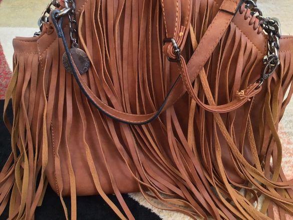 Интересна дамска чанта,лятна промиция