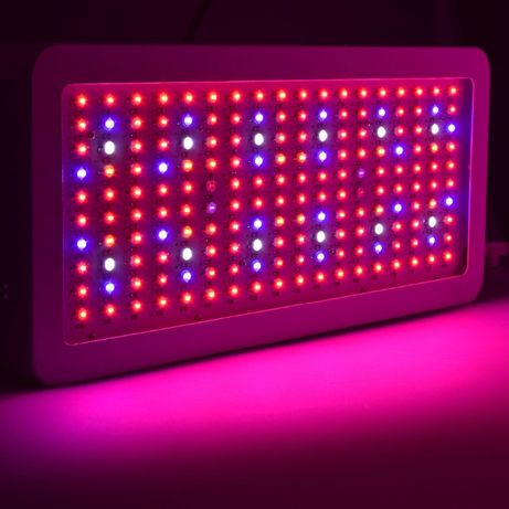 НОВ МОДЕЛ LED Осветление за растения СУПЕР МОЩНА ЛЕД Лампа -2000W