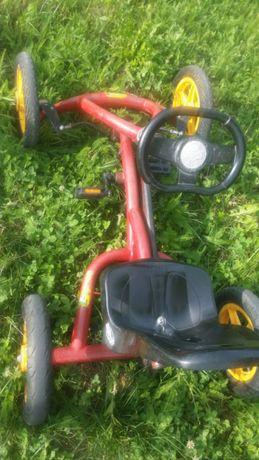 Kart cart cu pedale Berg