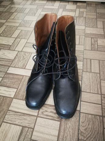 Marco Polo Кожаные ботинки Новые