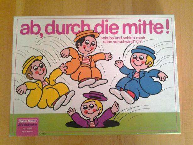 Ab, Durch Die Mitte Joc interactiv pentru copii +8 ani