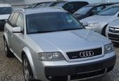 Audi Allroad 2.5TDI на части RECARO BOSE Чисто нова автоматична кутия