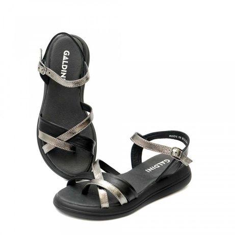 Дамски сандали Galdini от естествена кожа