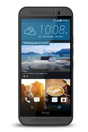 HTC One (M9) 32GB 20.0MP 4G Android Unlocked Smartphone 5 inch НОВ