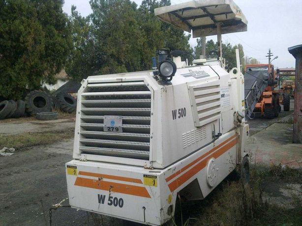 Freza asfalt Wirtgen W500