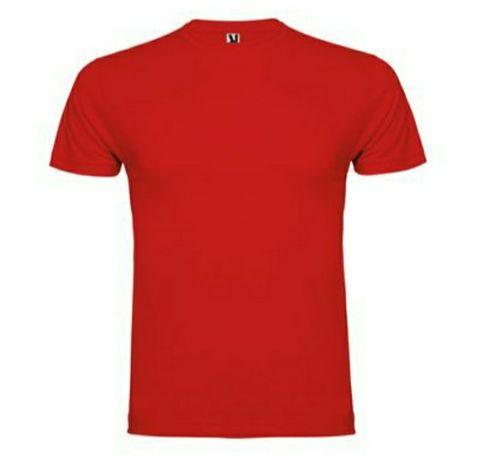 Тениски на едро / Тениски за сублимация / Едноцветни тениски без щампа