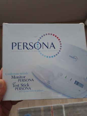 Monitor PERSONA pentru test sarcina