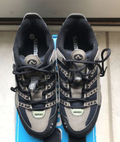 SPD Papuci Shimano SH-MT31 Bike Shoes 40