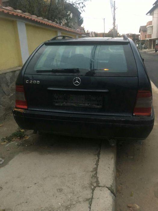 Mercedess c200 на части
