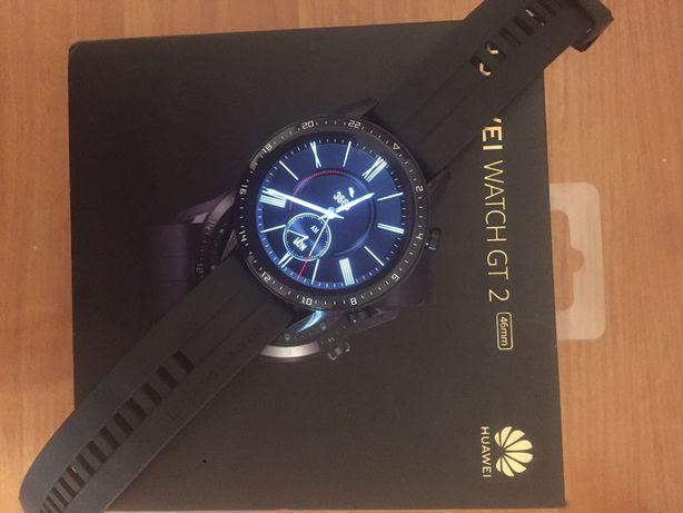 Huawei watch Gt-2 46mm , смарт часы