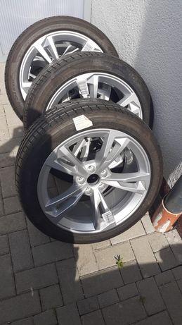"""Jante / Roti vara noi originale Audi 18"""" - A4 si A5 - 8W"""