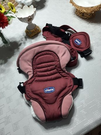 Продам рюкзак для малыша Chicco с рождения в отличном состоянии и терм