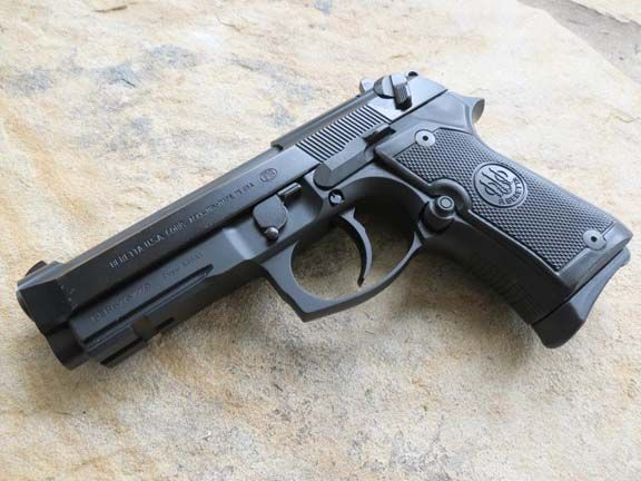 *ARMA MODIFICATA* Beretta/Taurus Airsoft Full Metal 4 Jouli 6mm
