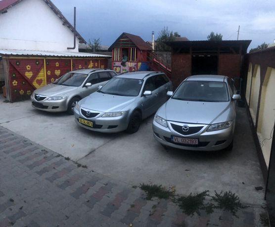 Dezmembrez Mazda 6 2.0 diesel 2003-2006