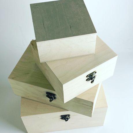 Изработка на дървени кутии