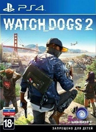 Watch Dogs 2 [PS4] магазин GAMEtop \ возможен обмен