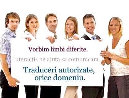 Traduceri Interactis - 19 ani de experienta!