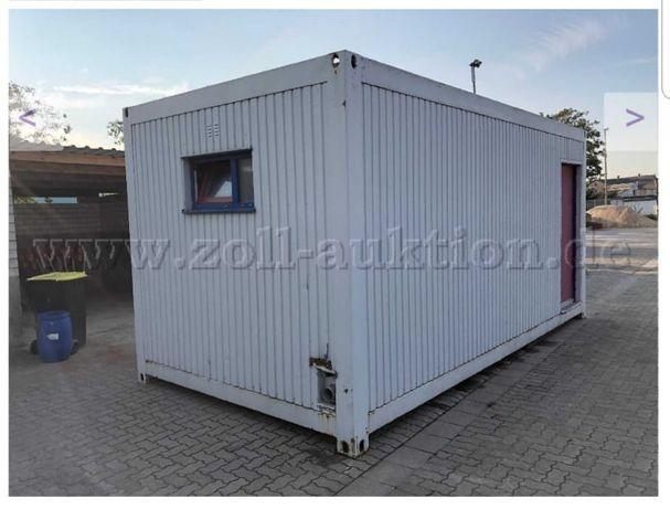 Container Dusuri