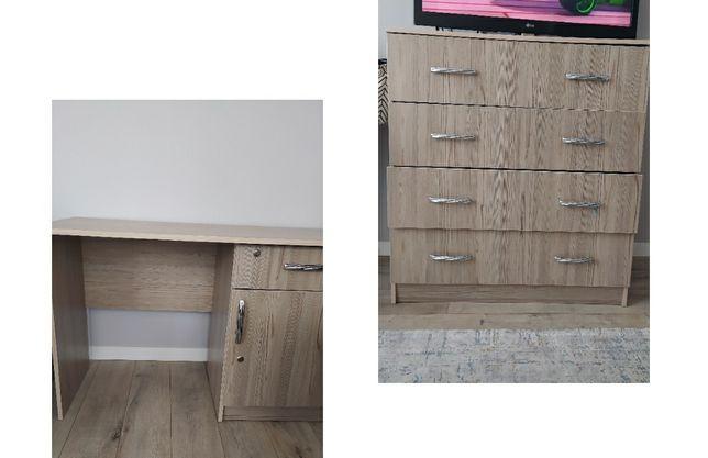 Мебель комод и парта
