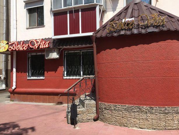 Действующий бизнес, пиццерия в центре города