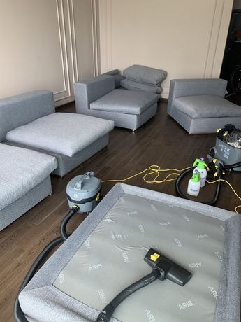 Химчистка мягкой мебели Алмата