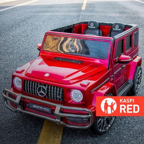 KASPI RED Машинки электромобили детские