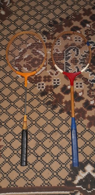 Rachete badminton - Vintage