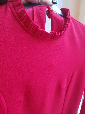 Rochie mini rosie