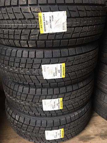 Новые зимние шины Dunlop Winter Maxx SJ8 265/70R16 Дунлоп липучка