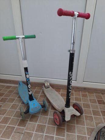 Продам самокаты-скутеры