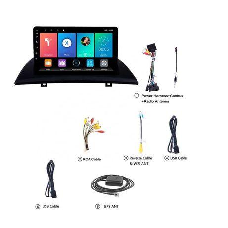 Navigatie BMW E83 X3, Android, Internet, GPS, Bluetooth, Model X302