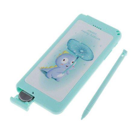 Детска образователна играчка таблет / телефон за рисуване и писане