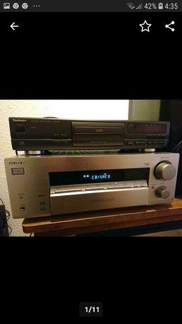 Sony str-db780 Digital Receiver (усилвател за домашно кино и музика)
