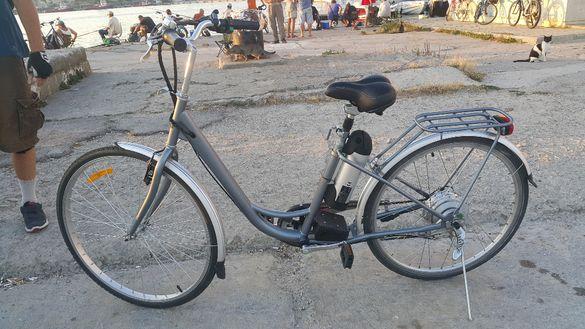 Ел. колело, електрическо колело, електрически велосипед