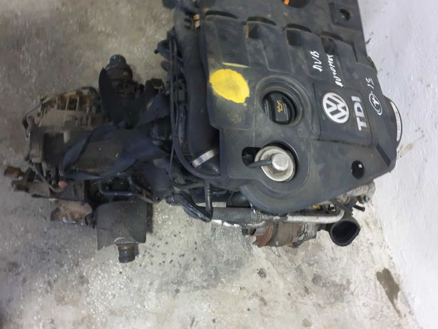 Motor 1.9TDI Vw Passat AVB 101CP
