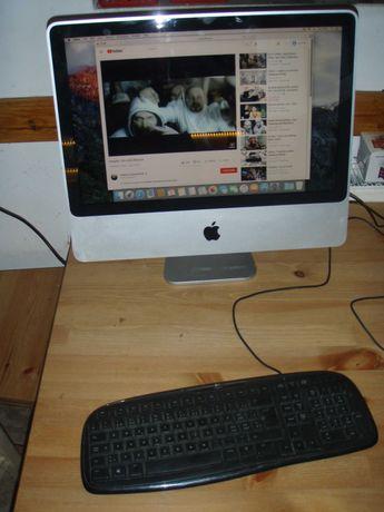 """iMac 20"""" Mid 2007 C2D 2Ghz 250 Gb HDD 4 Gb RAM ATI HD 2400 XT"""
