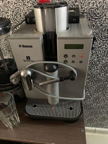 Продам кофемашину Saeco Nespesso