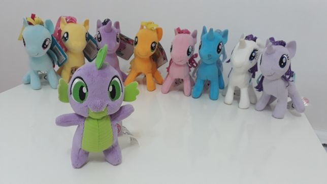 Colectie My little pony, completa.