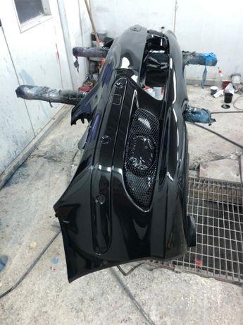 Bară față Mercedes Benz C230 kompressor se , compact