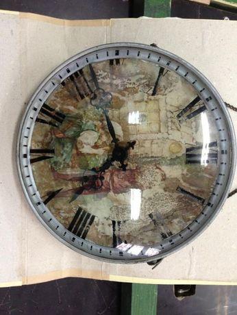 Ретро стенен часовник - Д.Р.С.М.