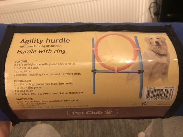 Jucărie Pet Club agility obstacol căței