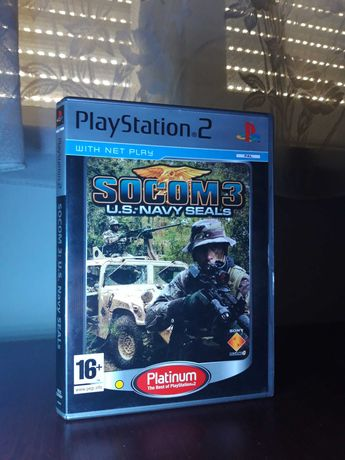 SOCOM 3 U.S Navy Seals