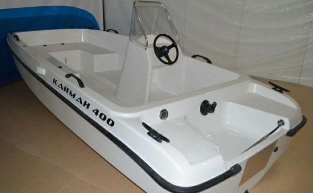 Моторная лодка Кайман 400 с доставкой